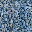 Blue Pebble Seamless Background - Foto Stock