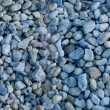 Blue Pebble Seamless Background - 图库照片