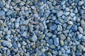 Blue Pebble Seamless Background — Stock Photo