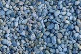 Blue Pebble Seamless Background — Stock Photo