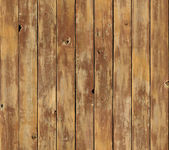 Distressed vertical wood board surface seamlessly tileable — Stock Photo