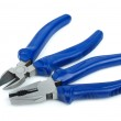 Pliers and side cutter tools close-up — Stock Photo #3226887