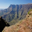 Drakensberg mountains — Stock Photo #3009248