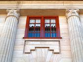 Sandstone building — Stock Photo