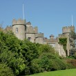 Malahide castle - Stock Photo