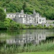 Kylemore Abbey Castle - Lizenzfreies Foto