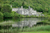 Kylemore Abbey Castle — Stockfoto