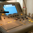 Stock Photo: Ultrasound diagnostics Equipment