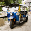 Tuk-tuk in Bangkok, Thailand — Stock Photo