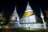 Wat Phra Singh temple, Chiang Mai — Stock Photo