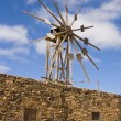 Windmill, Canary Islands — Stock fotografie #3273514