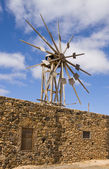 Windmill, Canary Islands — Stock Photo
