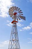 Molino de viento, islas canarias — Foto de Stock