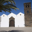 Stock Photo: Old church, Canary Islands