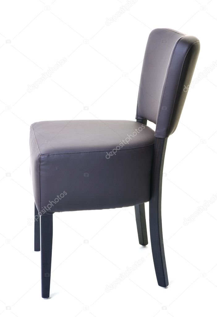 Isolated kitchen chair furniture on white  Stock Photo #2717848