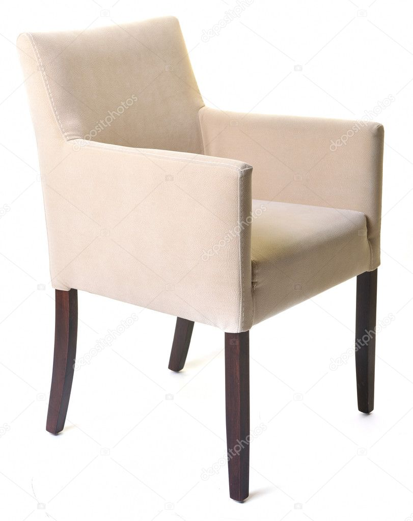 Isolated kitchen chair furniture on white — Stock Photo #2717943