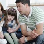 familjens ekonomi — Stockfoto