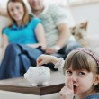 Family finance — Stock Photo #2845929