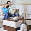Family finance — Stock Photo #2845935