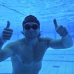 piscina bajo el agua — Foto de Stock   #3173313