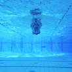 piscina bajo el agua — Foto de Stock   #3173371