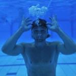 piscina bajo el agua — Foto de Stock   #3173652