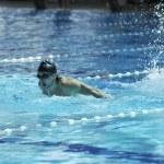 piscina — Foto de Stock