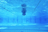 Piscina subacquea — Foto Stock