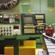 Stock Photo: Factory indoor