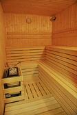 Finnis sauny — Zdjęcie stockowe