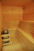 Finse sauna — Stockfoto