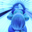 Solarium treatment — Stock Photo #3693656