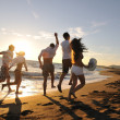 Beach party — Stock Photo #4369776