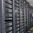 Network server room — Stock Photo #4480932