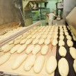 Bread factory production - ストック写真