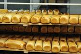 Fabbrica di produzione di pane — Foto Stock