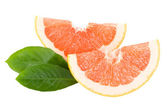 Red grapefruit — Стоковое фото