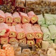 Stock Photo: Turkish delights