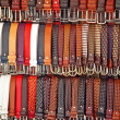 Leather belts — Stock Photo #3319299