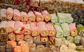 Turkish delights — Stock Photo