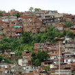 Royalty-Free Stock Photo: Brazilian Slum