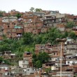 Brazilian Slum — Stock Photo