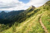 Montagne de fantaisie — Photo