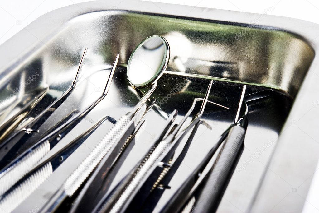 Dental tools — Stock Photo #2780117