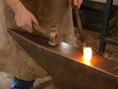 Forging — Stock Photo