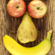 Fruit Face — Stock Photo #2963769