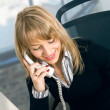 Telemarketing - Stock Photo