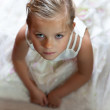 Stock Photo: Beautiful little girl