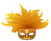 Venetian mask — Vector de stock