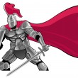 Vector de stock : Knight